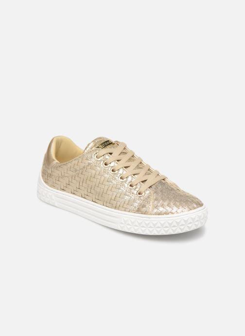 Sneakers Guess PARLAYNA Goud en brons detail