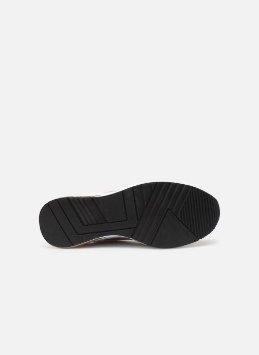 Sneaker Guess JANEET gold/bronze ansicht von oben