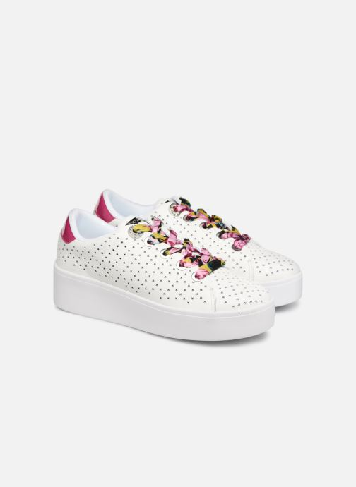 Trainers Guess TOWNSER White 3/4 view