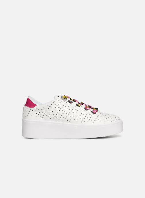 Trainers Guess TOWNSER White back view
