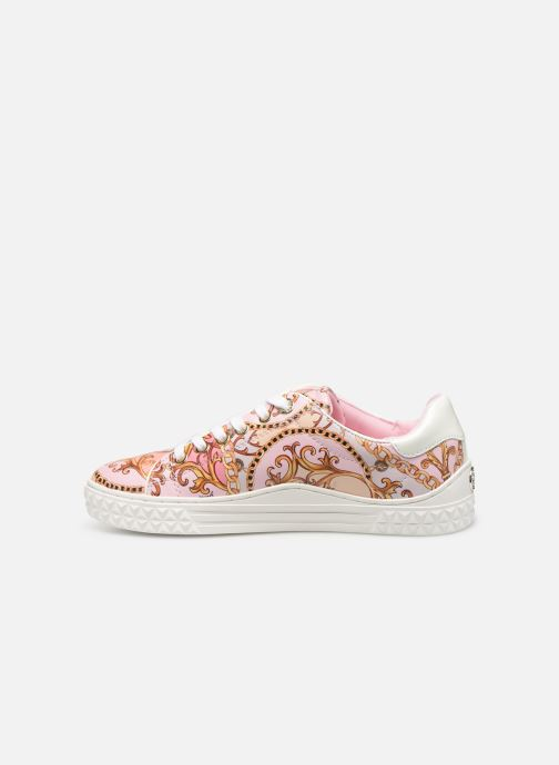 Trainers Guess PARLAY5 Multicolor front view