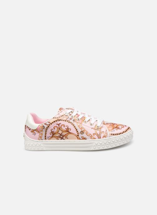 Trainers Guess PARLAY5 Multicolor back view