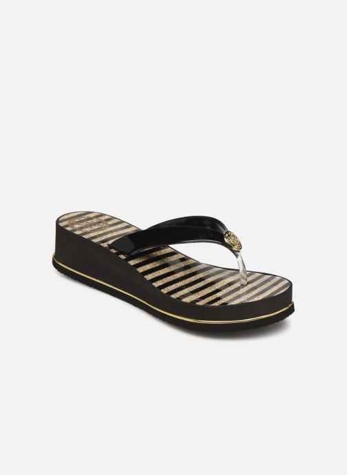 Slippers Guess ENZY Zwart detail