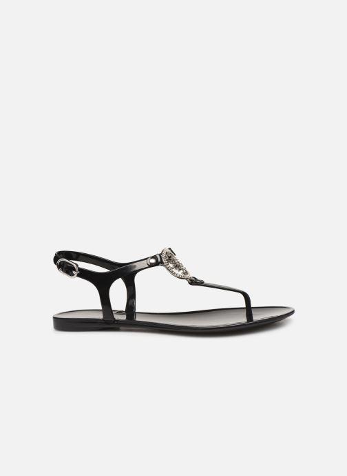 Sandales et nu-pieds Guess JACODE Noir vue derrière