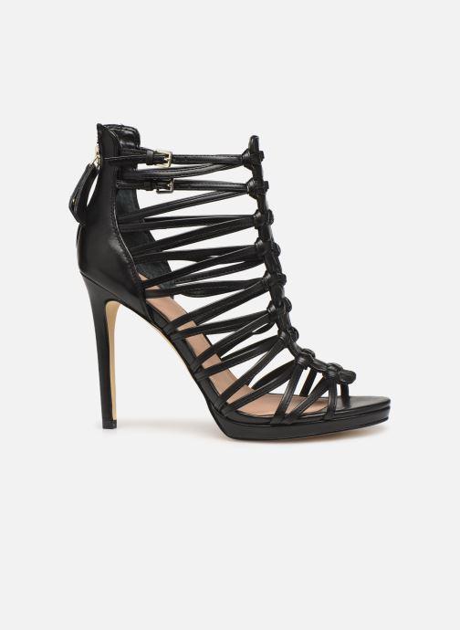 Sandales et nu-pieds Guess TAAVI Noir vue derrière