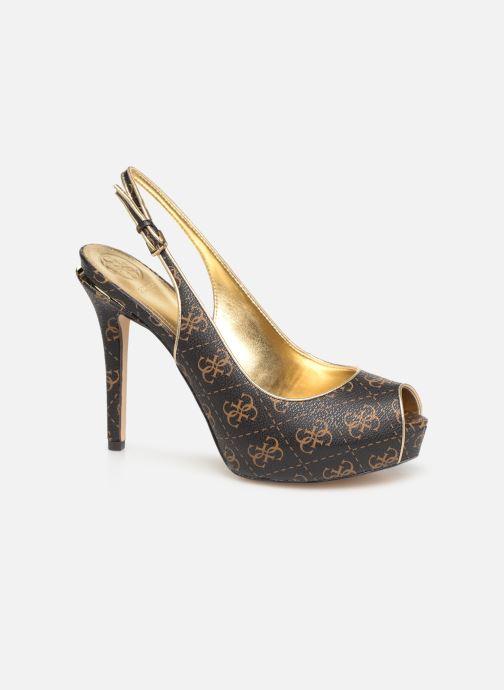 Zapatos de tacón Guess HARTLIA Marrón vista de detalle / par
