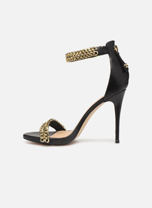 Sandales et nu-pieds Guess THADDEA2 Noir vue face