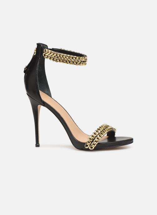 Sandales et nu-pieds Guess THADDEA2 Noir vue derrière