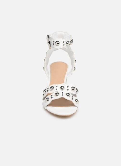 Sandals Guess NIKEY White model view