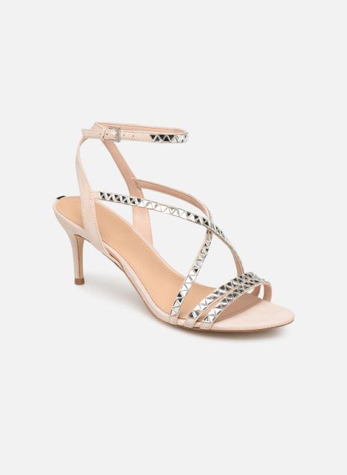 Sandales et nu-pieds Guess NYLAE Rose vue détail/paire