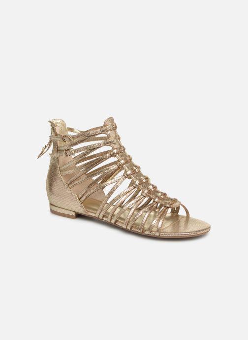 Sandales et nu-pieds Guess RENATA3 Or et bronze vue détail/paire