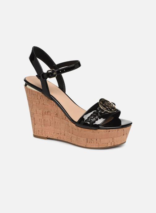 Sandales et nu-pieds Guess GESINA2 Noir vue détail/paire