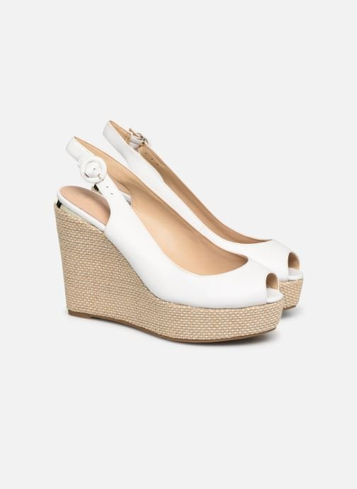 Espadrilles Guess HARDY White 3/4 view