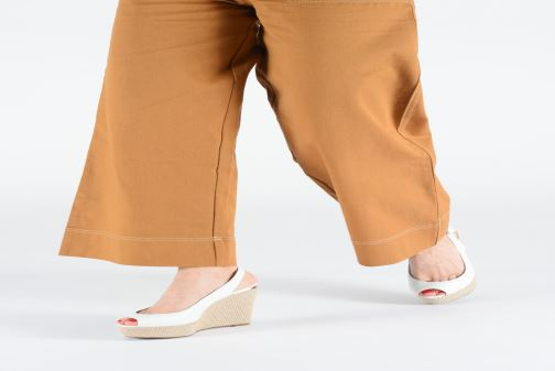 Espadrilles Guess HARDY Wit onder