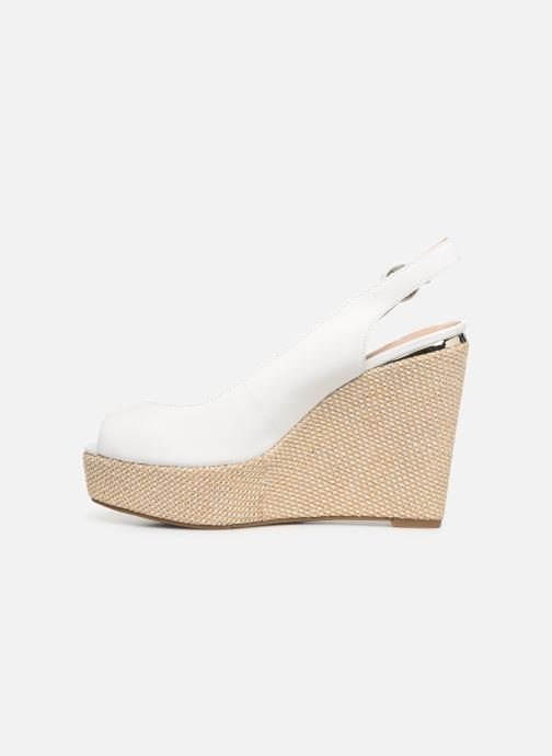 Espadrilles Guess HARDY Wit voorkant