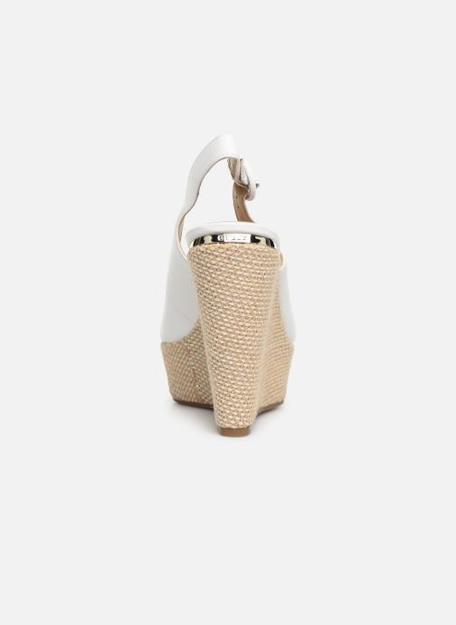 Espadrilles Guess HARDY White view from the right