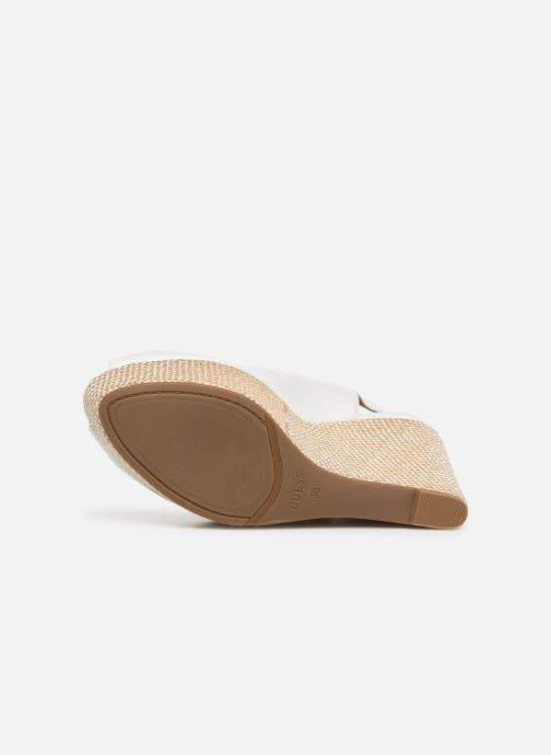 Espadrilles Guess HARDY Wit boven