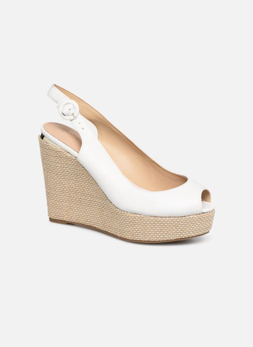 Espadrilles Guess HARDY White detailed view/ Pair view