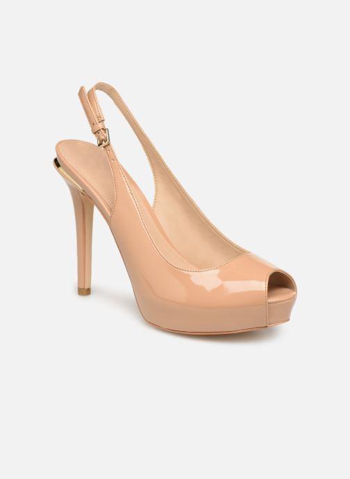 High heels Guess HARTLIE2 Beige detailed view/ Pair view