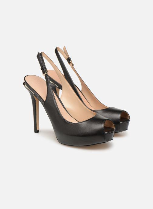 Zapatos de tacón Guess HARTLIE Negro vista 3/4
