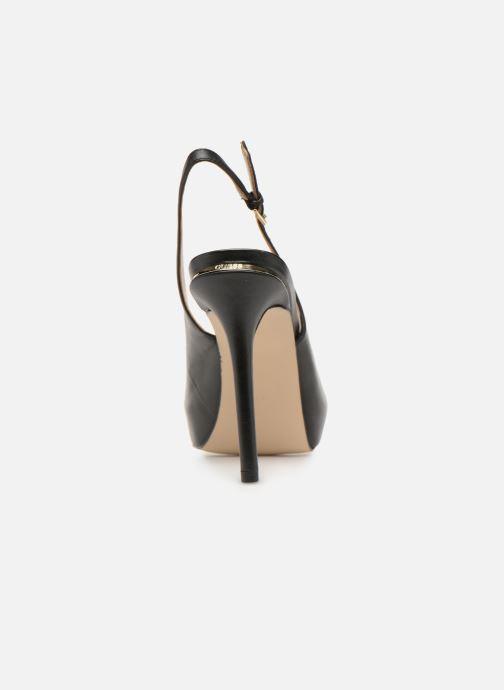 Zapatos de tacón Guess HARTLIE Negro vista lateral derecha