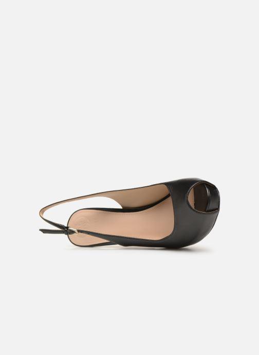 Zapatos de tacón Guess HARTLIE Negro vista lateral izquierda
