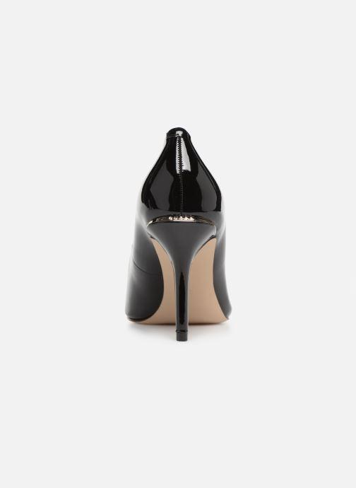 Zapatos de tacón Guess BARETT2 Negro vista lateral derecha