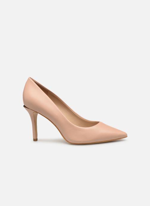 High heels Guess BARETT Beige back view