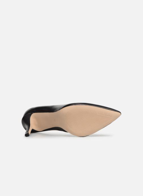 Zapatos de tacón Guess BARETT Negro vista de arriba