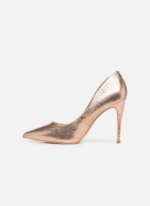 Zapatos de tacón Guess OKLEY3 Rosa vista de frente