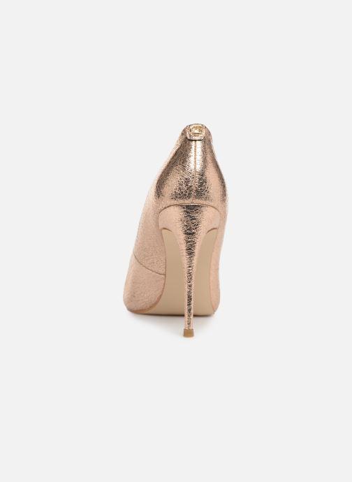 Zapatos de tacón Guess OKLEY3 Rosa vista lateral derecha