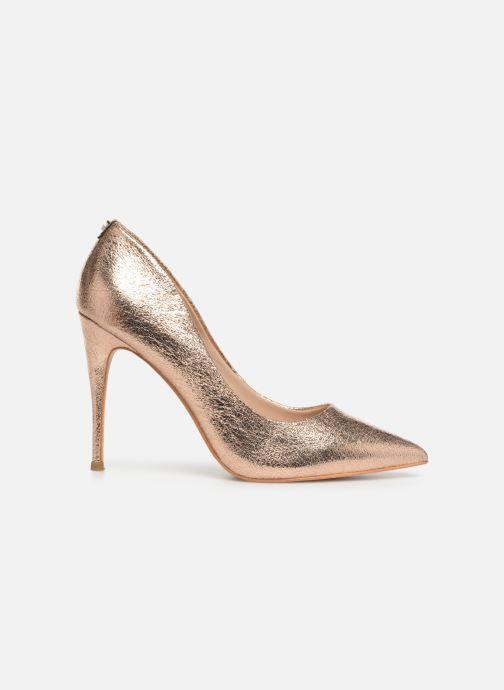 Zapatos de tacón Guess OKLEY3 Rosa vistra trasera