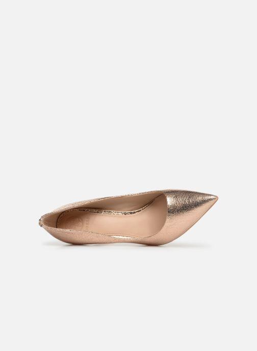 Zapatos de tacón Guess OKLEY3 Rosa vista lateral izquierda