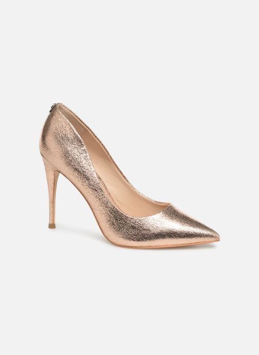 Escarpins Guess OKLEY3 Rose vue détail/paire