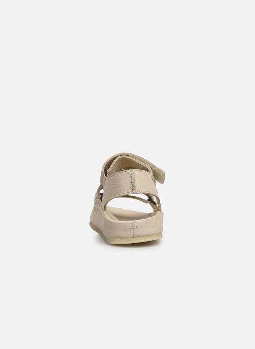 Sandales et nu-pieds Clarks Originals RANGER SPORT. W Blanc vue droite
