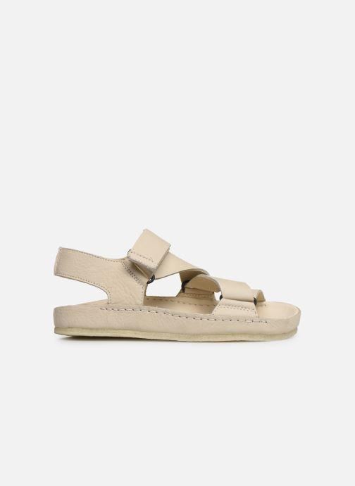 Sandales et nu-pieds Clarks Originals RANGER SPORT. W Blanc vue derrière