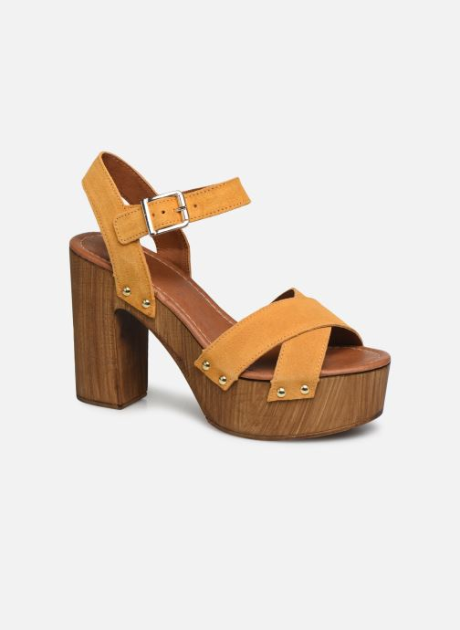 Sandales et nu-pieds Femme DELENIEL