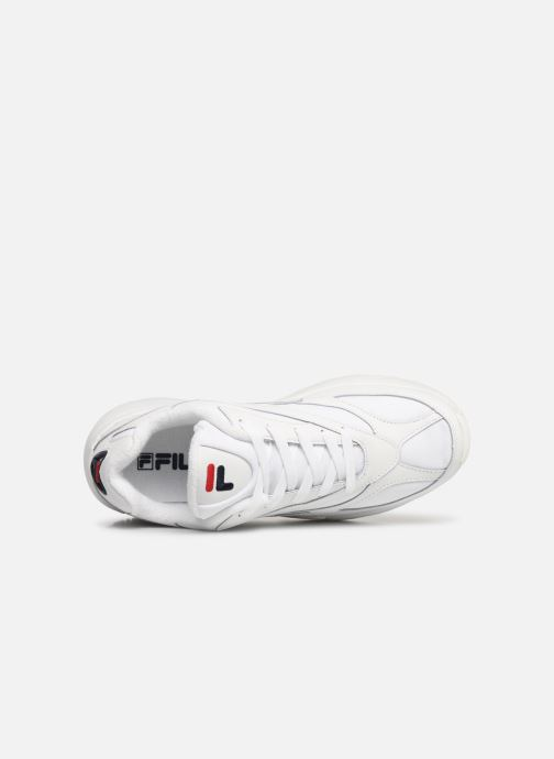 Baskets FILA Venom Low Blanc vue gauche