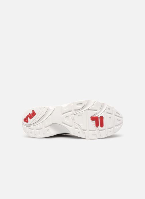 Sneakers FILA Venom Low Nero immagine dall'alto
