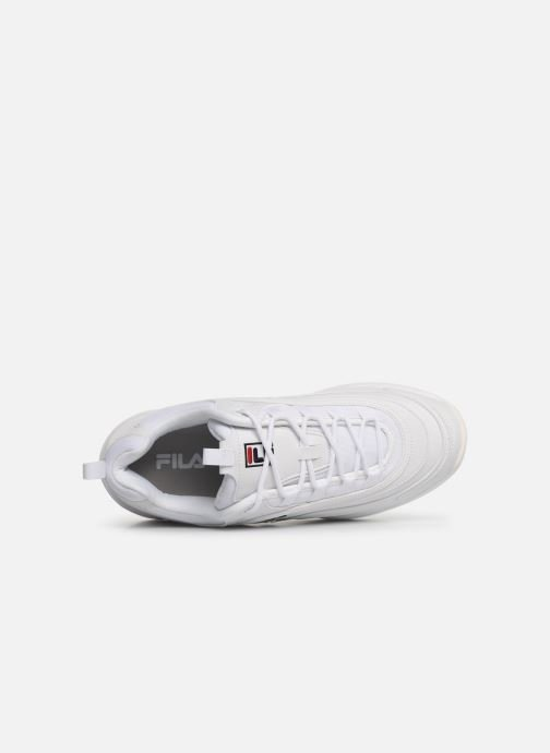 Baskets FILA Ray Low Blanc vue gauche