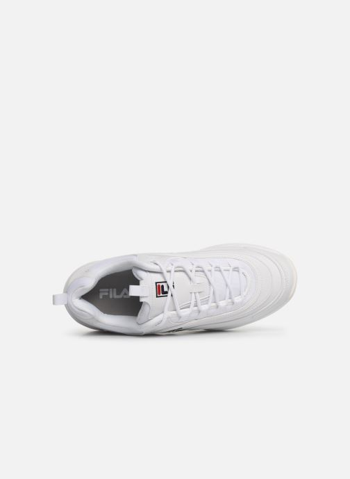 Sneakers FILA Ray Low Bianco immagine sinistra