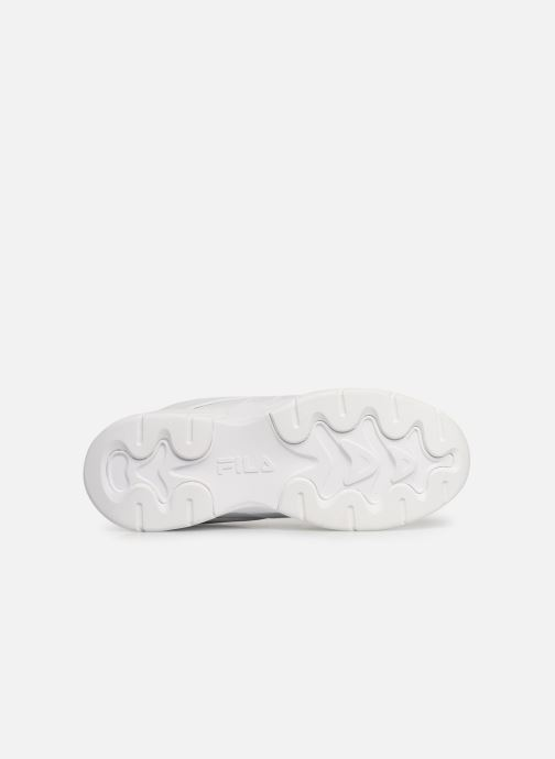 Baskets FILA Ray Low Blanc vue haut