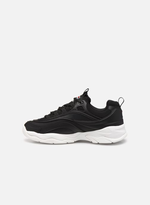 Sneakers FILA Ray Low Nero immagine frontale