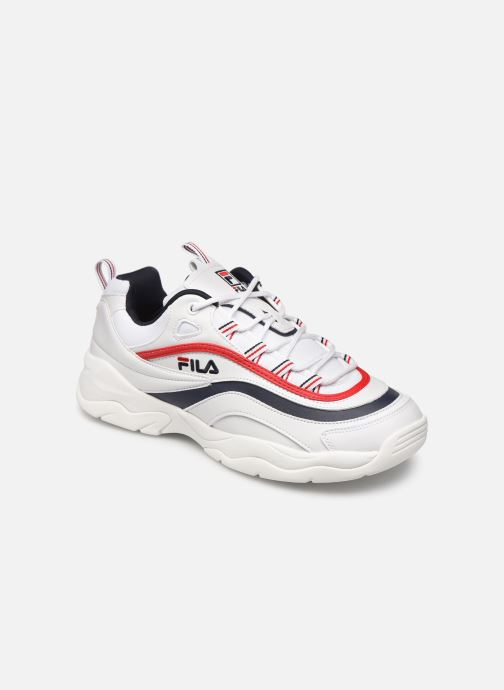 Baskets FILA Ray Low Multicolore vue détail/paire