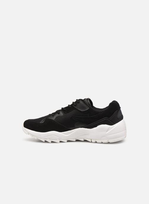Sneakers FILA Vault Cmr Jogger Low Zwart voorkant