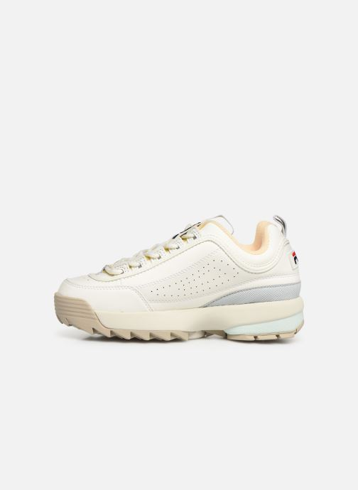 Baskets FILA Disruptor Cb Low Wmn Beige vue face