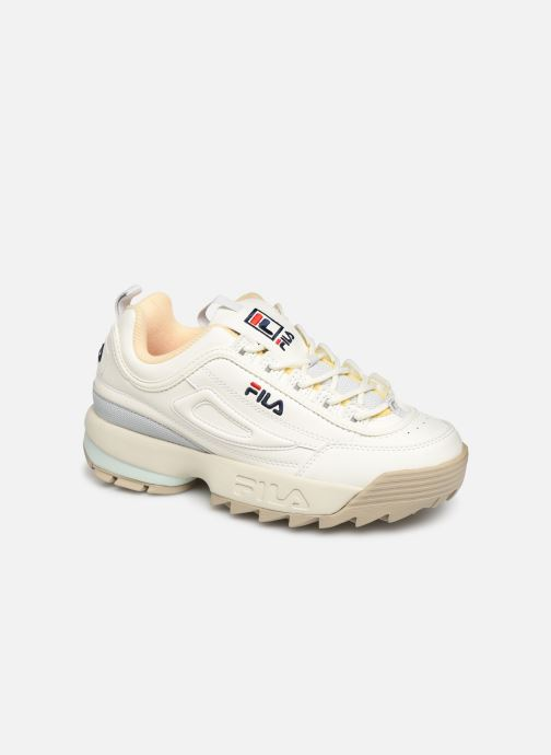 Baskets FILA Disruptor Cb Low Wmn Beige vue détail/paire