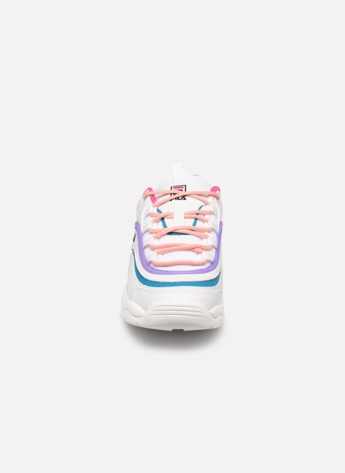 Trainers FILA Ray Low Wmn Multicolor model view