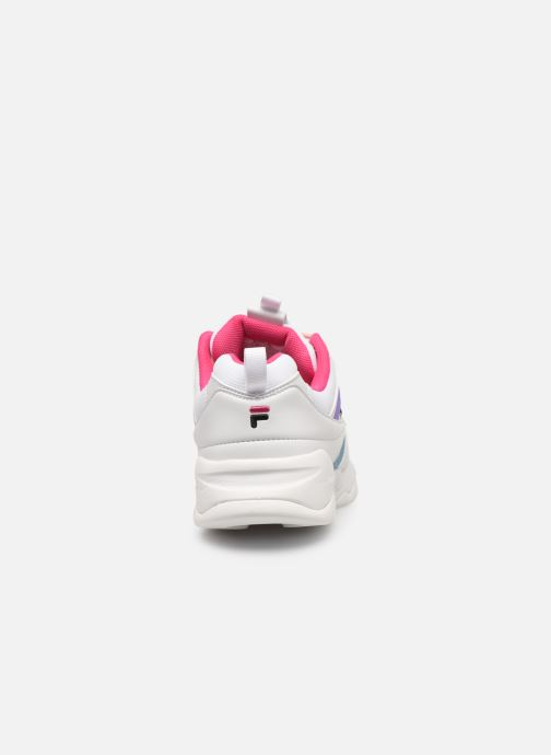 Trainers FILA Ray Low Wmn Multicolor view from the right