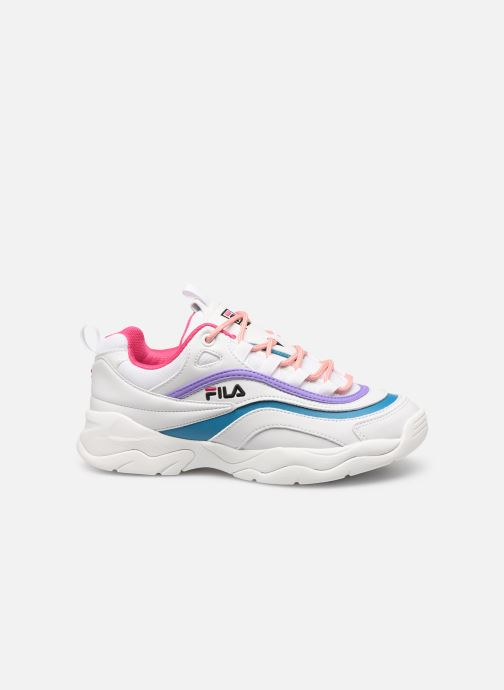 Trainers FILA Ray Low Wmn Multicolor back view
